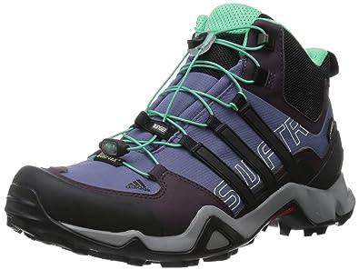 752cd21d0 adidas Terrex Swift R Mid GTX Women s Walking Boots - SS16-9  Amazon ...
