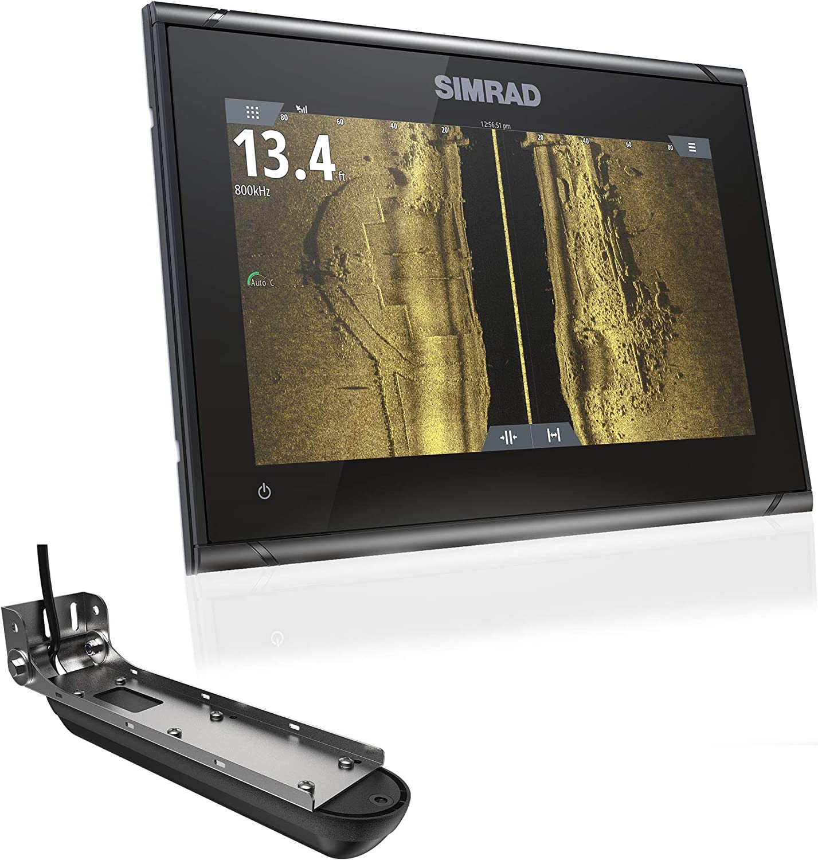 Simrad Go-9 XSE Active Imaging 3-N-1 C-Map Pro