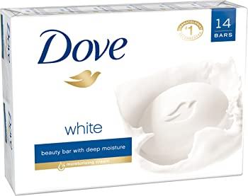 14-Pack Dove Beauty Bar Soap