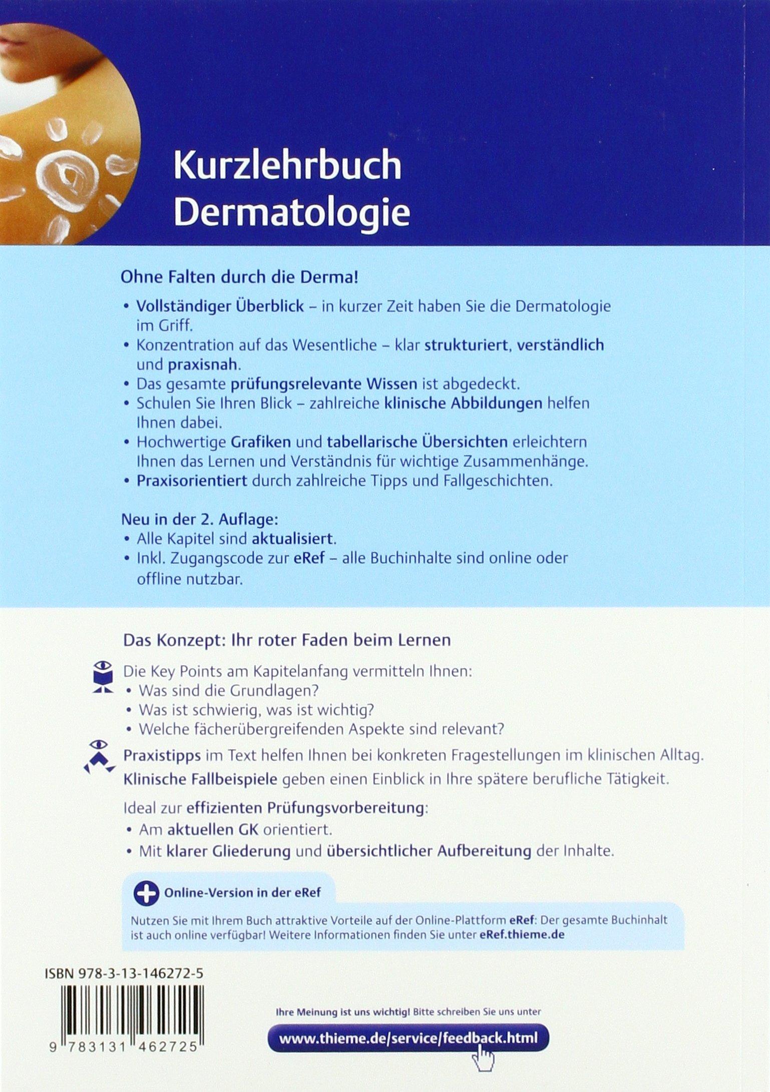kurzlehrbuch-dermatologie