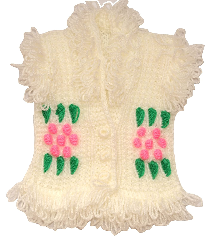 12-18 M Knit Toddler Sleeveless Coat Vest Size