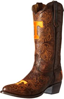 NCAA Womens Ladies 13 inch University Of Tennessee Gameday Boot