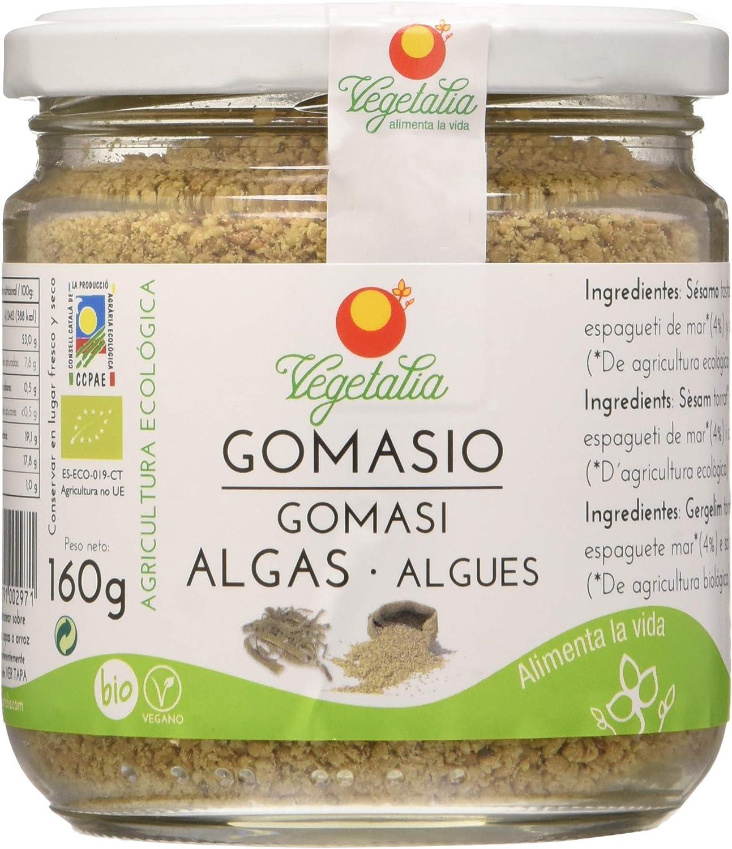 Vegetalia, Semilla de sésamo - 160 gr.