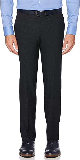 Perry Ellis Hombre 5mfb0024 Pantalones Para Vestir Amazon Es Ropa Y Accesorios