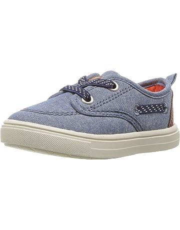 4aa4b9be8d Carter s Kids Blaze Boy s Casual Boat Shoe