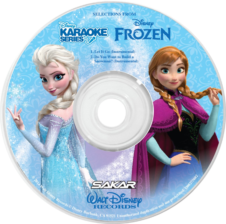 Frozen Deluxe Karaoke with Screen 69127 by Frozen (Image #9)