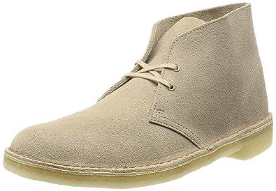 Clarks Originals Desert Boot Bottes Homme  Amazon.fr  Chaussures et Sacs 8a60df7fbef5