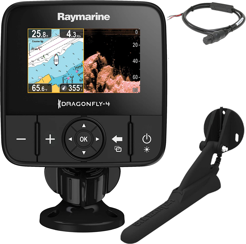 Raymarine DragonFly 4PRO - Sonda, pantalla 4.3