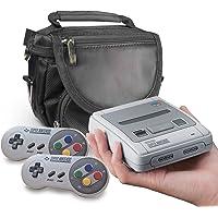 Orzly SNES Mini Travel Bag for Super Nintendo Mini Classic Edition (New 2017 Model Mini Version of Super NES) - Fits…