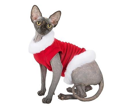Kotomoda ropa para gatos Papá Noel (M)