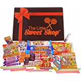 Old Fashioned Retro Sweets - The Letterbox Buster (Hamper Crammed Full Of Mouthwatering Retro Sweets)