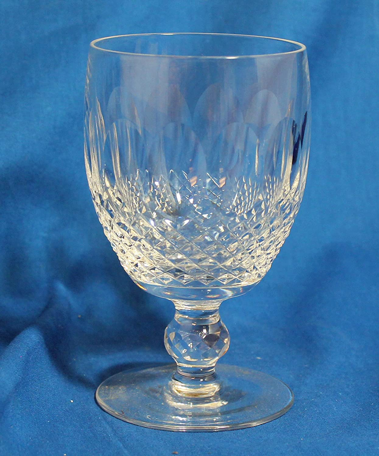 Waterford Crystal Colleen-Short Stem Water Goblet, 5 1/4