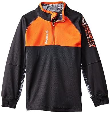 c5a07f2deca0 Reebok Little Boys  Delta 1 2 Zip Jacket