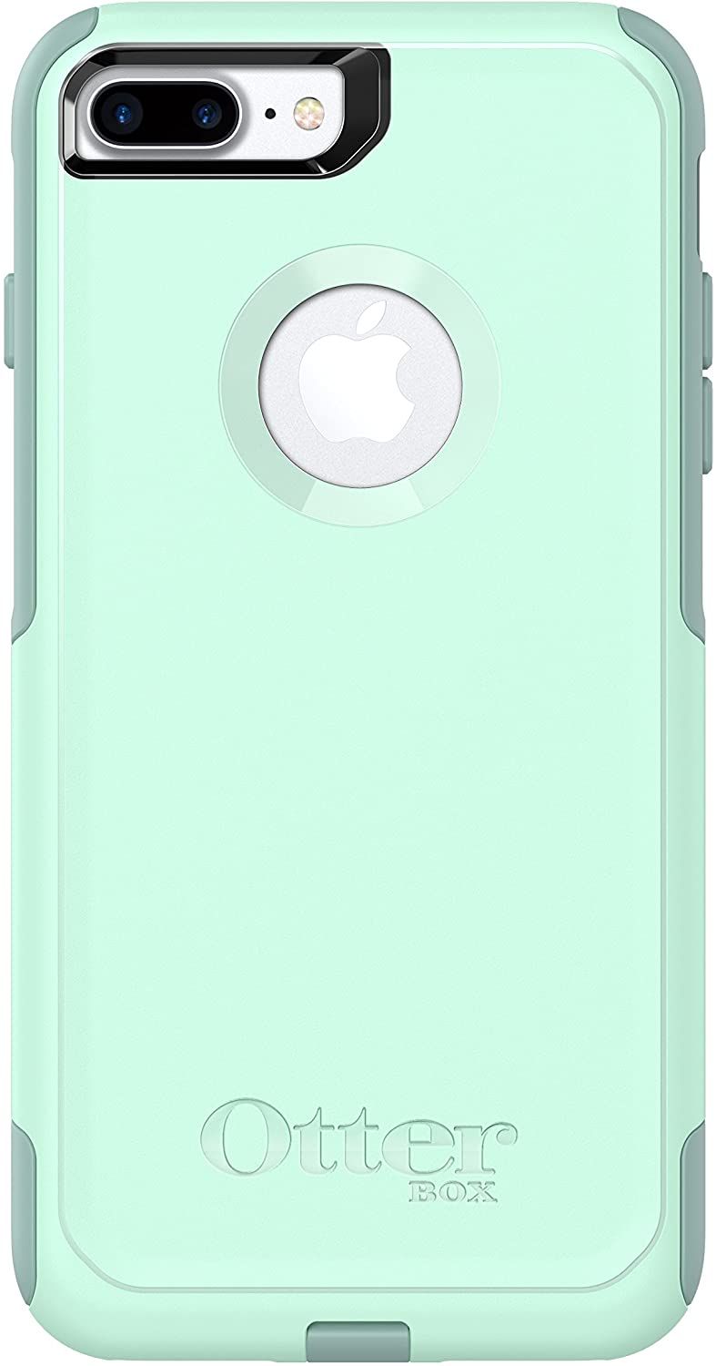 Amazon Com Otterbox Commuter Series Case For Iphone 8 Plus Iphone 7 Plus Only Retail Packaging Ocean Way Aqua Sail Aquifer