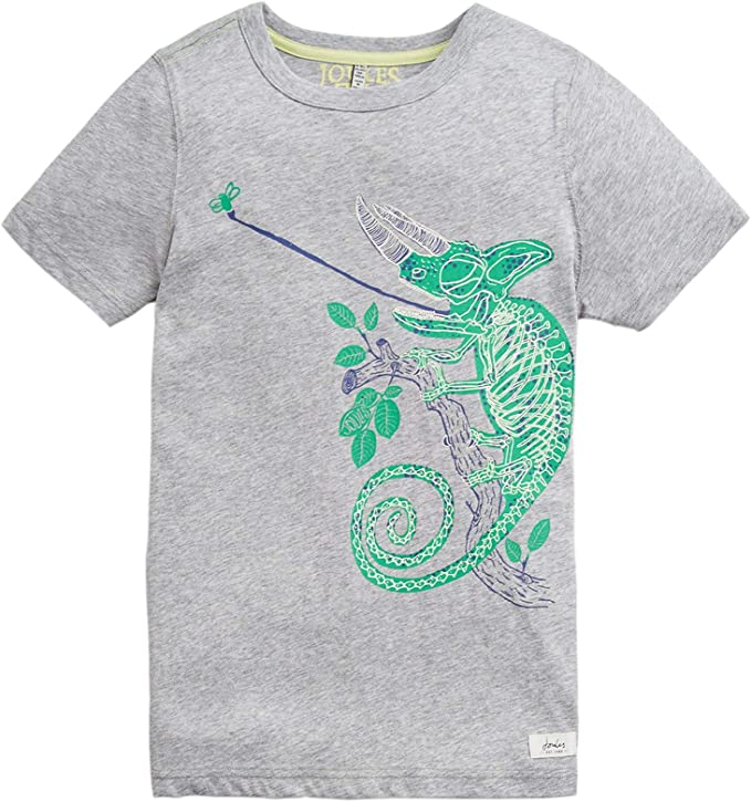 Joules Kids Mens Ray T-Shirt Toddler//Little Kids//Big Kids