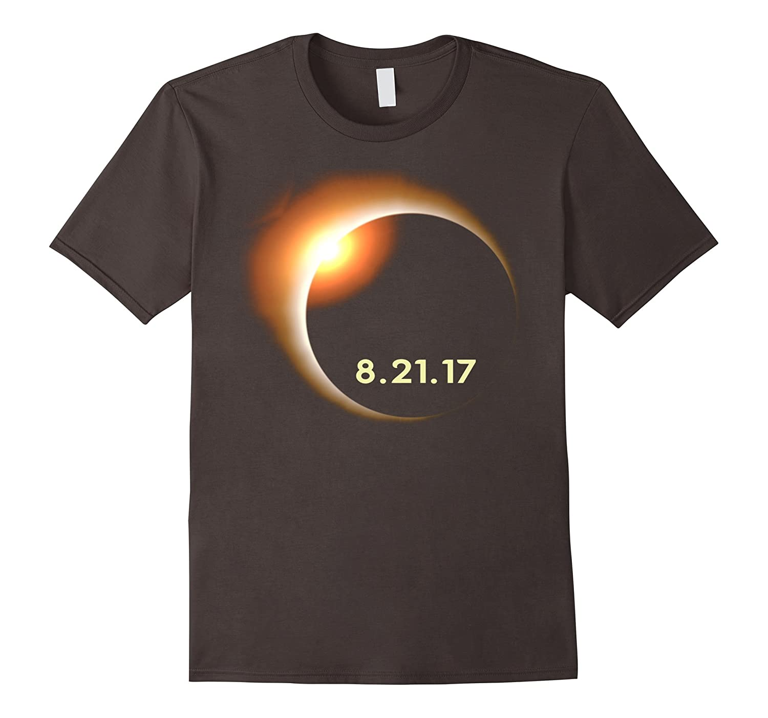 Event Total Solar Eclipse August 21. 2017 T-Shirt-Art