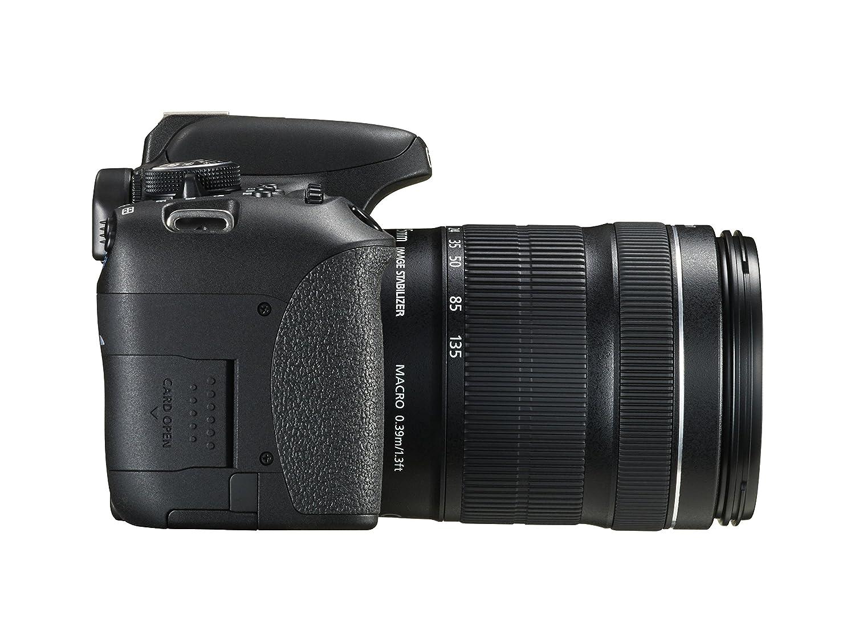 Canon EOS 750D + 18-135mm IS STM Juego de cámara SLR 24,2 MP CMOS ...