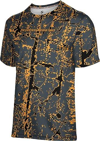 Boys' Maryland Army National Guard Military Distressed Shirt (Apparel)