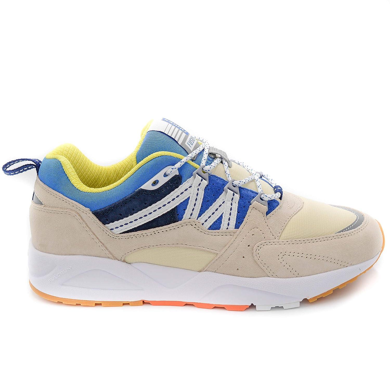 b2e7c46e34107 Amazon.com | Karhu Men's Sneaker Fusion 2.0 in Suede E Nylon Bianco ...