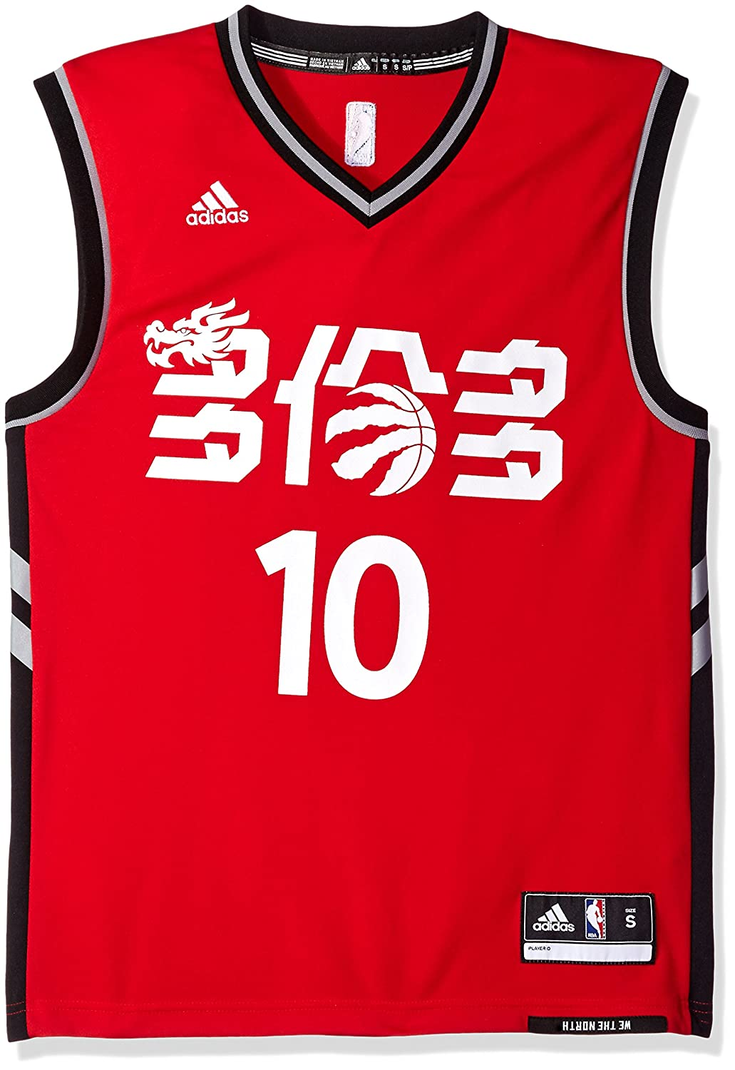 4cc90acc12c ... where can i buy discount shop 5a41c 093aa nba toronto raptors demar  derozan 10 mens replica