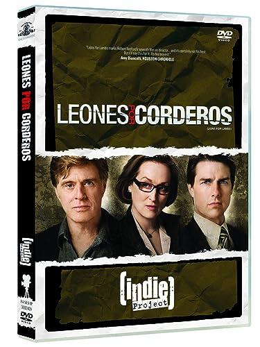 Leones por corderos [DVD]: Amazon.es: Tom Cruise, Meryl ...