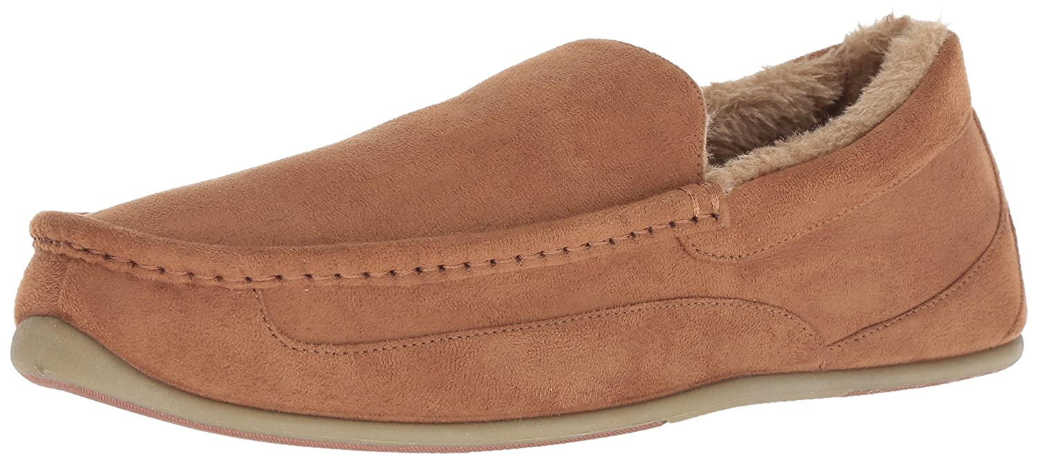 3d4787031b7 Deer Stags Slipperooz Men s Spun Indoor Outdoor S.U.P.R.O. Sock Cozy  Moccasin Slipper
