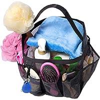 Attmu Mesh Shower Caddy Basket for College Dorm Room Essentials, Hanging Portable Tote Bag Toiletry for Bathroom…