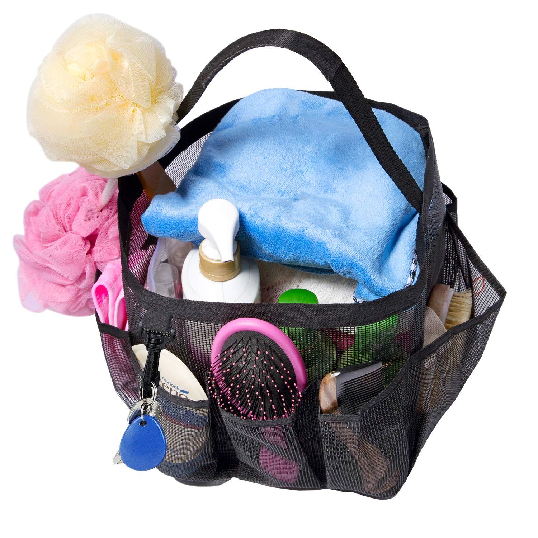 Attmu Mesh Caddy, Quick Dry Shower Tote Bag