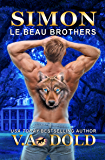 SIMON: New Orleans Wolf Shifters (Le Beau Series Book 2)