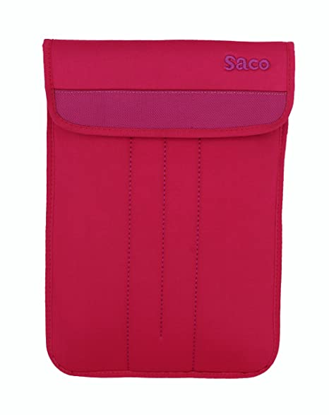 Saco Top Open LaptopBag for nbsp;Dell Inspiron 3148 11.6 inch Touchscreen Laptop  Pink  Bags   Sleeves