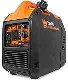 WEN 56235i Super Quiet 2350-Watt Portable Inverter Generator with Fuel Shut Off, CARB Compliant, Ultra Lightweight…