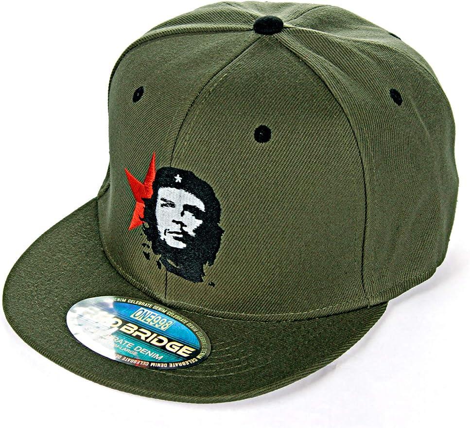 Red Bridge - Gorra Unisex camuflada con la Firma del Che Guevara ...