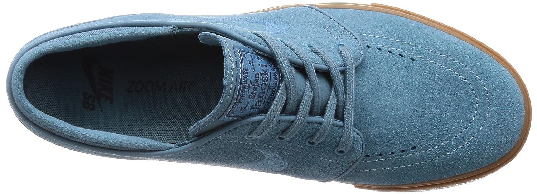 NIKE Men's Zoom Stefan Janoski Skate Shoe B077S388NB 10 D(M) US|Noise Aqua / Noise Aqua