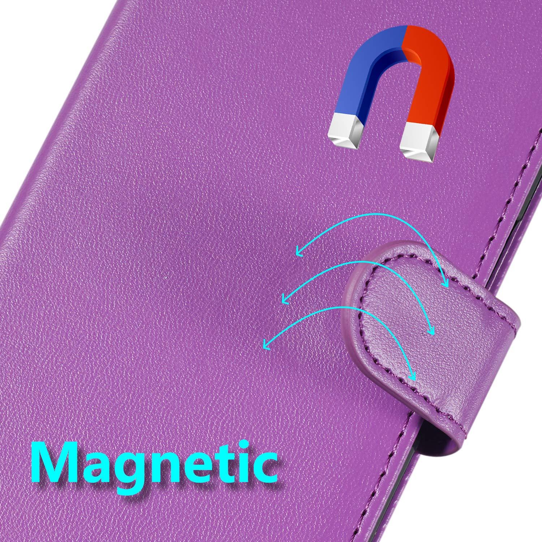 DOYHU250612 D2 Docrax Handyh/ülle Lederh/ülle f/ür Sony Xperia XA Ultra Flip Case Schutzh/ülle H/ülle mit Standfunktion Kartenfach Magnet Brieftasche f/ür Xperia XA Ultra