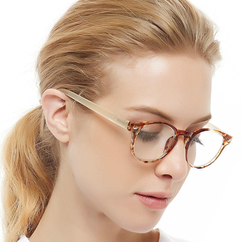 OCCI CHIARI Occhiali da lettura per donne alla moda con montature in acetato