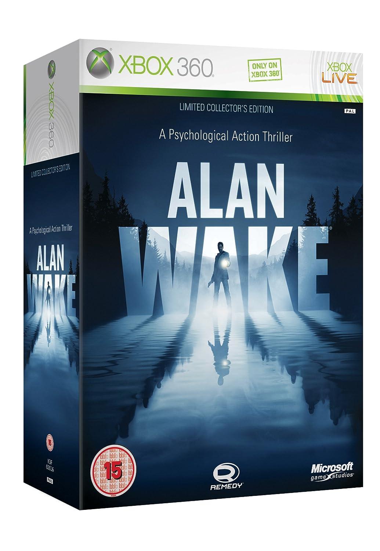 Alan Wake (Limited Edition): Amazon.es: Videojuegos
