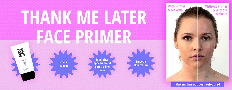 Thank Me Later Primer by Elizabeth Mott #13
