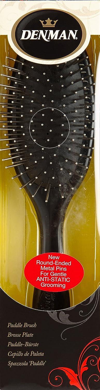 Denman D81M Medium Nylon/Bristle Cushion Hairbrush Denman International Ltd