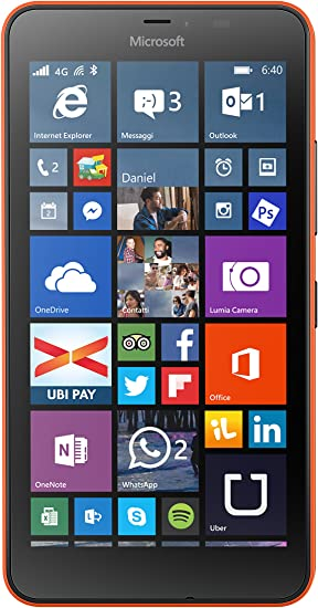 Microsoft Lumia 640 XL LTE - Smartphone libre Windows Phone ...