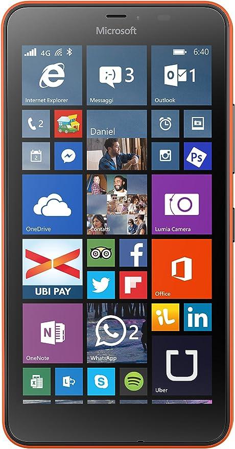 Microsoft Lumia 640 XL LTE - Smartphone libre Windows Phone ...