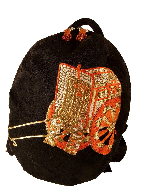 Obi-kei Silk Elegant Backpack  Gissha 7083