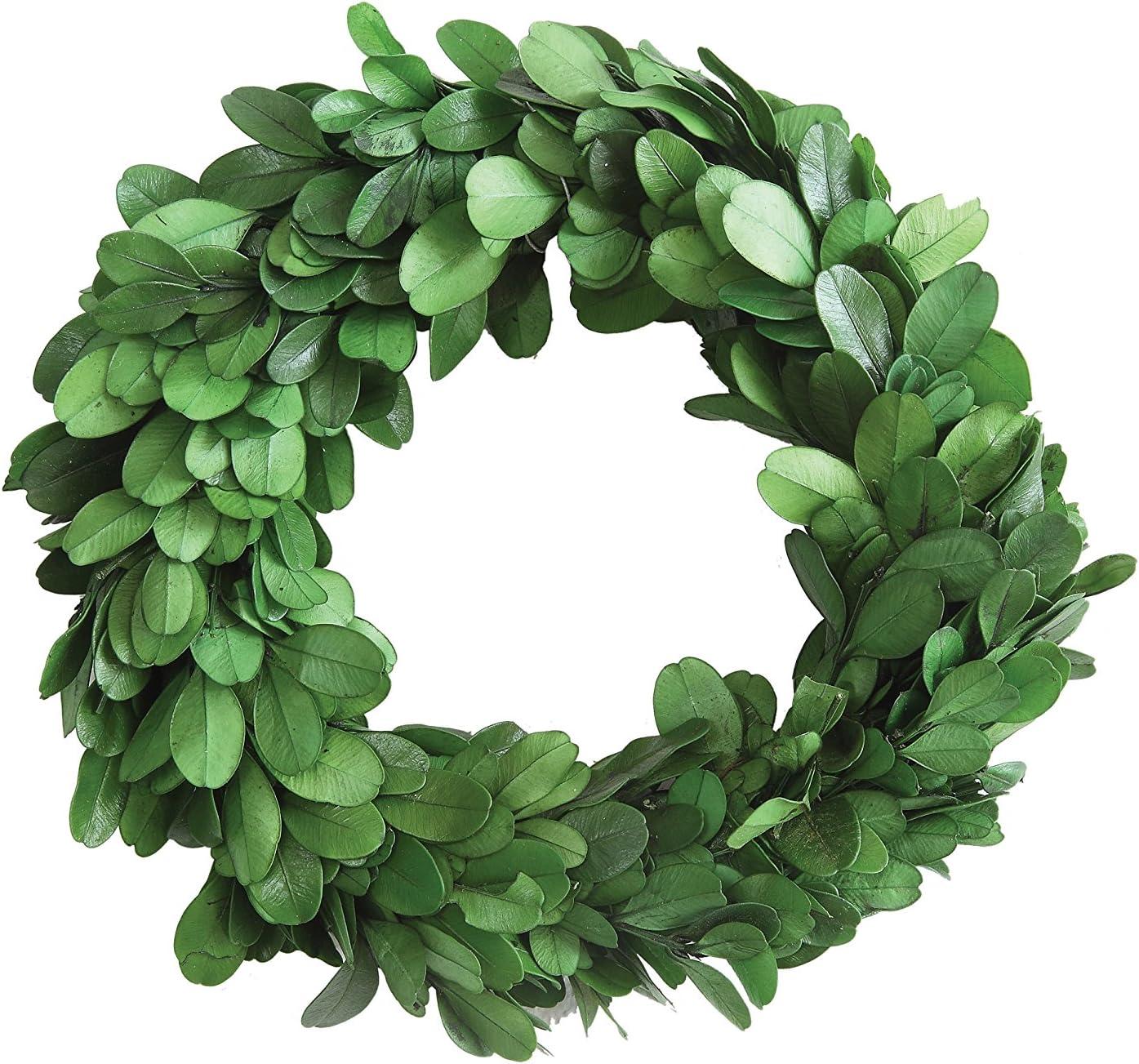Fall Wheat Seeding Boxwood Mini Wreath or Candle Wreath Centerpiece