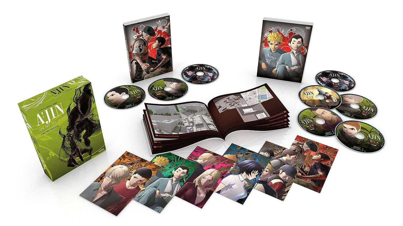 Amazon com: Ajin: Demi-human: Season 2 [Blu-ray]: Artist Not