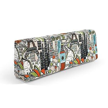 SUENOSZZZ - Respaldo colchoneta para Sofas de Palet (1 x Unidad) Cojin Relleno con Espuma City | Cojines para Chill out, Interior y Exterior, Jardin | ...