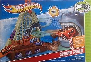 Hot Wheels Kids Pick Shark Park
