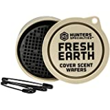 Hunters Specialties Fresh Earth Cover Scent Wafers (9 Pack)