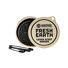 Hunter's Specialties Fresh Earth Cover Scent Wafers (3 Pack)