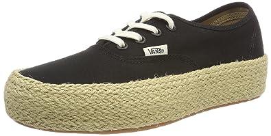 e85673c659a Amazon.com | Vans Authentic Platform Womens Trainers | Shoes