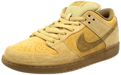 6404b3a31ddf Amazon.com  Nike SB Dunk Low TRD QS (Reverse Wheat)  Shoes