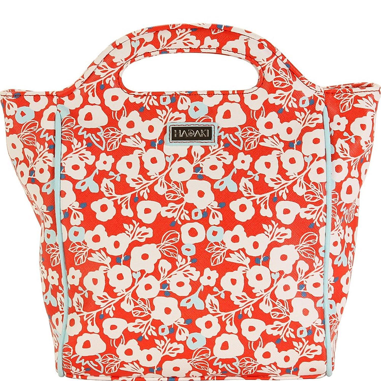 Hadaki Insulatedコーティングランチポッド B01DEOYNRO  Berry Blossom Red